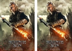 » Movie Rilis: 5 Februari 2015 » Genre: War Action Adventure Fantasy Adaptation » Director: Sergei Bodrov » Companies: Universal Pictures » Official from: warnerbros.com, SeventhSonmovie.com » MPAA Rating: PG-13 » Cast: Jeff Bridges, Julianne Moore, Alicia Vikander, Ben Barnes, Antje Traue