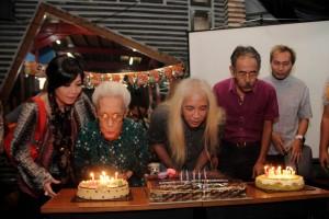 Todung Panjaitan ultah ke 55 sekaligus peluncuran buku tentang pendidikan dan website www.todung.com